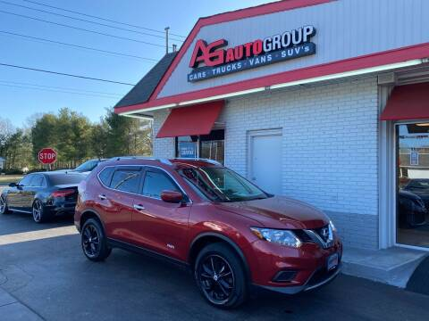 2016 Nissan Rogue for sale at AG AUTOGROUP in Vineland NJ