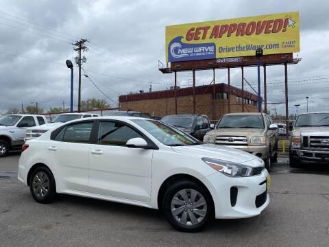 2020 Kia Rio for sale at New Wave Auto Brokers & Sales in Denver CO