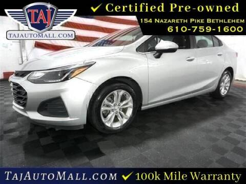 2019 Chevrolet Cruze for sale at STAR AUTO MALL 512 in Bethlehem PA