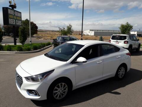 2020 Hyundai Accent for sale at More-Skinny Used Cars in Pueblo CO