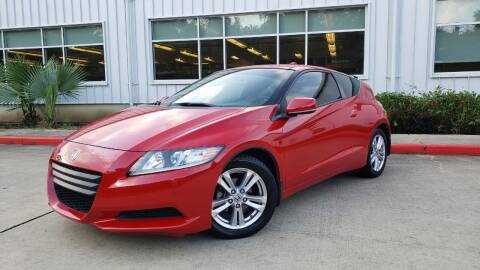 2012 Honda CR-Z for sale at Houston Auto Preowned in Houston TX