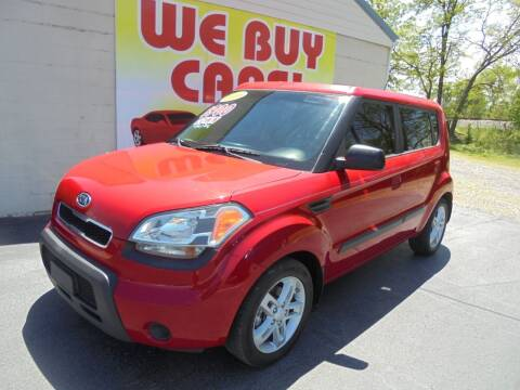 2010 Kia Soul for sale at Right Price Auto Sales in Murfreesboro TN