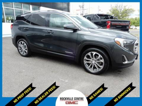 2018 GMC Terrain for sale at Rockville Centre GMC in Rockville Centre NY