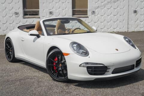 2014 Porsche 911 for sale at Vantage Auto Wholesale in Moonachie NJ