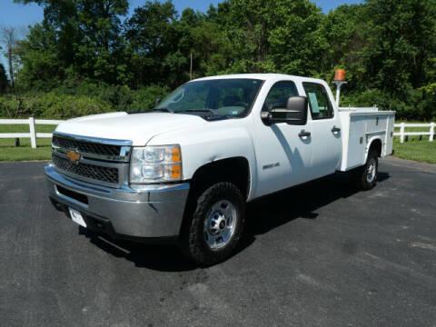 2013 Chevrolet Silverado 2500HD for sale at Woodcrest Motors in Stevens PA