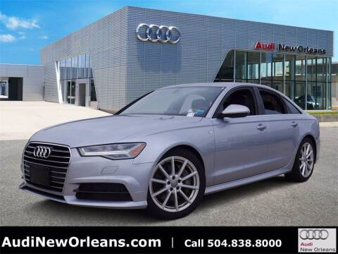 2018 Audi A6 for sale at Metairie Preowned Superstore in Metairie LA