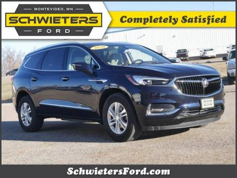 2020 Buick Enclave for sale at Schwieters Ford of Montevideo in Montevideo MN