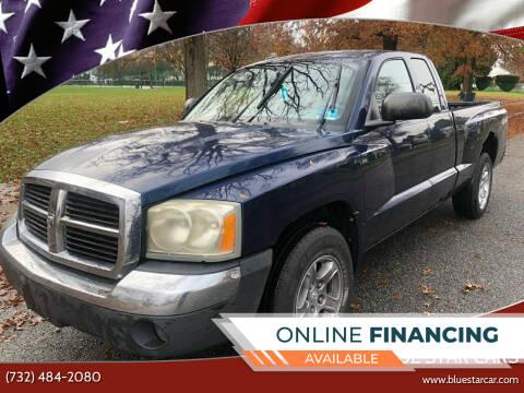 2005 Dodge Dakota for sale at Blue Star Cars in Jamesburg NJ