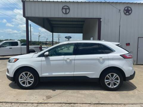 2019 Ford Edge for sale at Circle T Motors INC in Gonzales TX