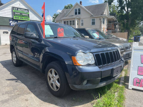 2008 Jeep Grand Cherokee for sale at Connecticut Auto Wholesalers in Torrington CT