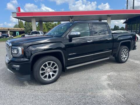 2018 GMC Sierra 1500 for sale at Modern Automotive in Boiling Springs SC
