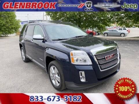 2015 GMC Terrain for sale at Glenbrook Dodge Chrysler Jeep Ram and Fiat in Fort Wayne IN