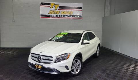 2015 Mercedes-Benz GLA for sale at TT Auto Sales LLC. in Boise ID