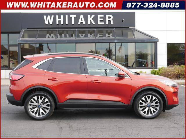 2020 Ford Escape for sale in Forest Lake, MN