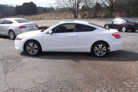 2008 Honda Accord for sale at Blackwood's Auto Sales in Union SC