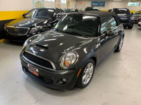 2015 MINI Convertible for sale at Newton Automotive and Sales in Newton MA