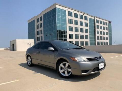 2007 Honda Civic for sale at SIGNATURE Sales & Consignment in Austin TX