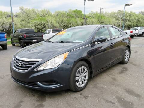 2012 Hyundai Sonata for sale at Low Cost Cars North in Whitehall OH