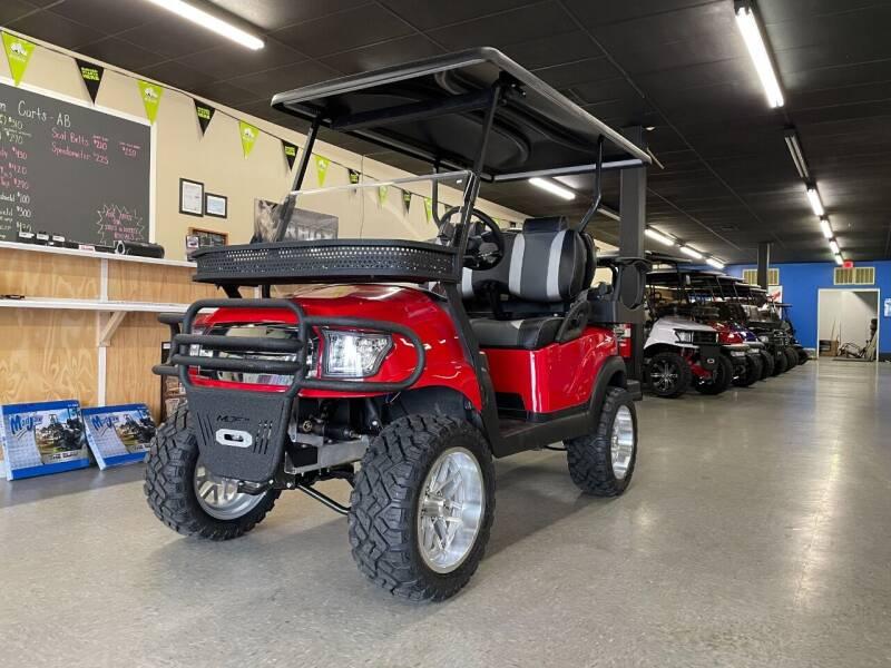 2021 Club Car Precedent - Alpha LSV for sale at 70 East Custom Carts Atlantic Beach in Atlantic Beach NC