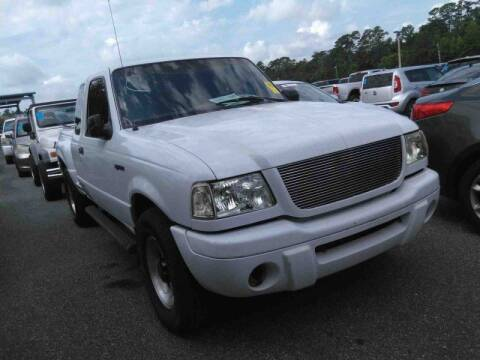 2001 Ford Ranger for sale at Gulf South Automotive in Pensacola FL