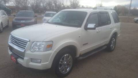 2007 Ford Explorer for sale at Ron Lowman Motors Minot in Minot ND