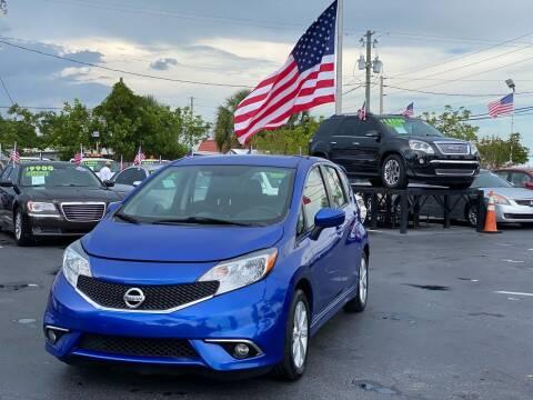 2016 Nissan Versa Note for sale at KD's Auto Sales in Pompano Beach FL