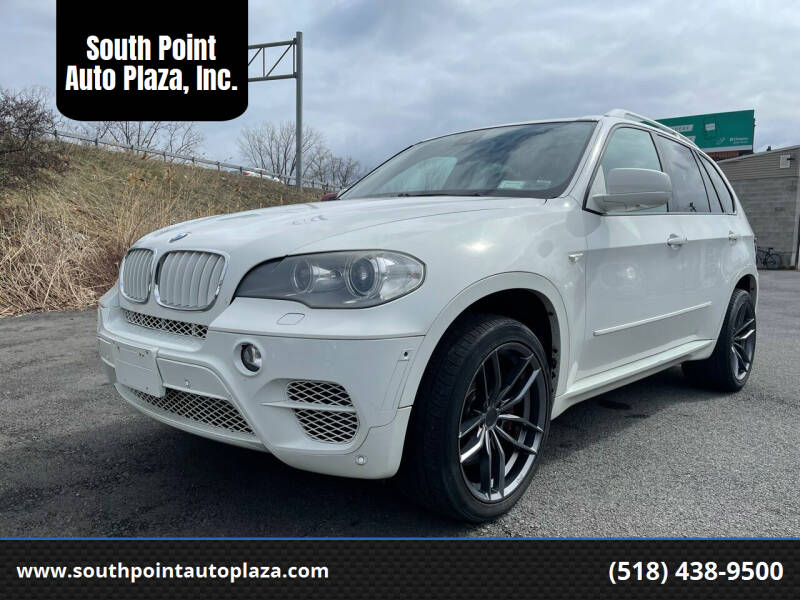 2012 BMW X5 for sale at South Point Auto Plaza, Inc. in Albany NY