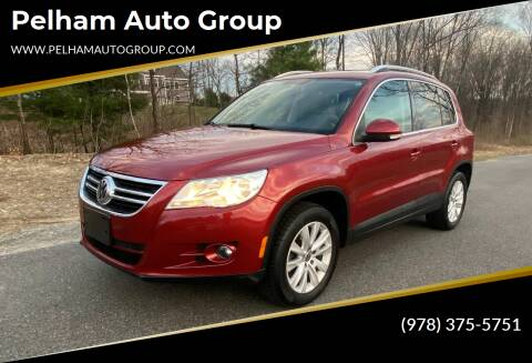 2009 Volkswagen Tiguan for sale at Pelham Auto Group in Pelham NH