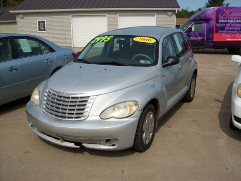 2006 Chrysler PT Cruiser for sale at Summit Auto Inc in Waterford PA