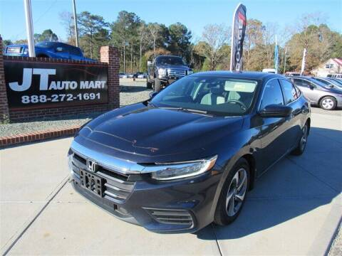 2019 Honda Insight for sale at J T Auto Group in Sanford NC