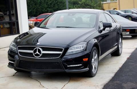 2014 Mercedes-Benz CLS for sale at Avi Auto Sales Inc in Magnolia NJ