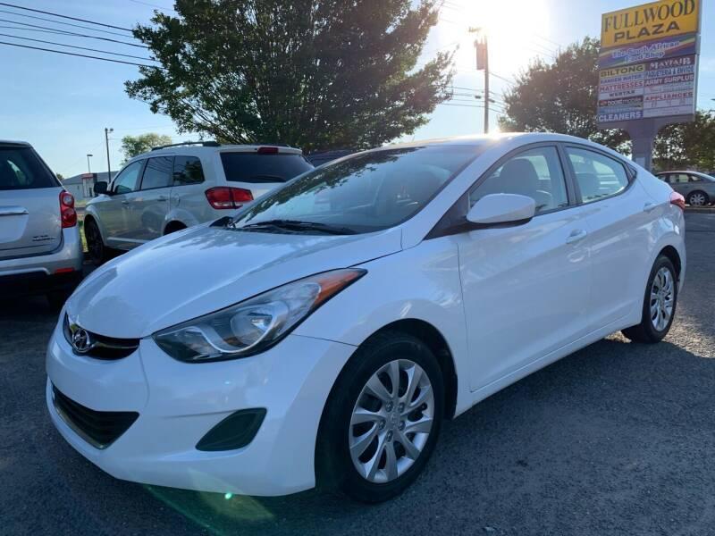 2011 Hyundai Elantra for sale at 5 Star Auto in Matthews NC