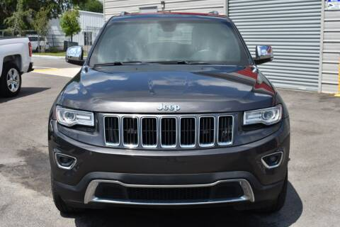 2014 Jeep Grand Cherokee for sale at Mix Autos in Orlando FL