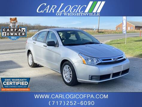 2011 Ford Focus for sale at Car Logic in Wrightsville PA