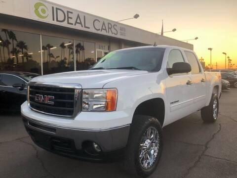 2010 GMC Sierra 1500 for sale at Ideal Cars in Mesa AZ