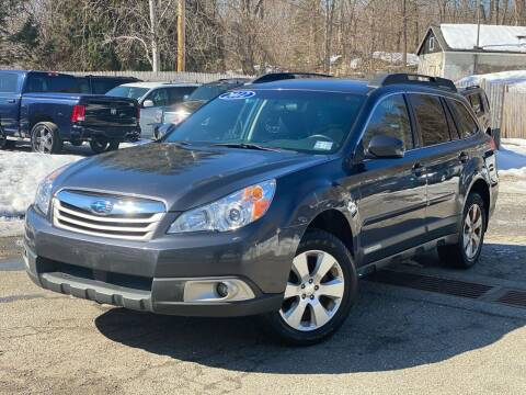 2012 Subaru Outback for sale at AMA Auto Sales LLC in Ringwood NJ