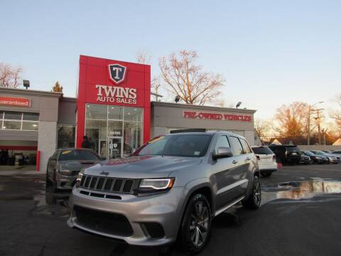 2018 Jeep Grand Cherokee for sale at Twins Auto Sales Inc in Detroit MI