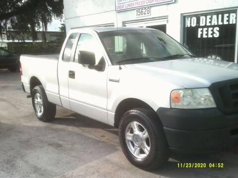 2006 Ford F-150 for sale at ROYAL MOTOR SALES LLC in Dover FL