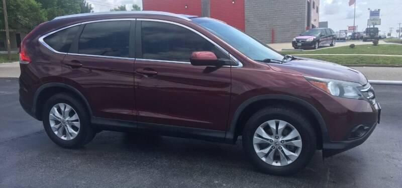 2014 Honda CR-V for sale at G L TUCKER AUTO SALES in Joplin MO