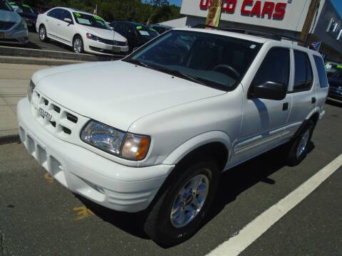 2002 Isuzu Rodeo for sale at Island Auto Buyers in West Babylon NY