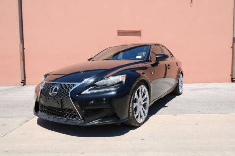 2014 Lexus IS 350 for sale at 57 Auto Sales in San Antonio TX