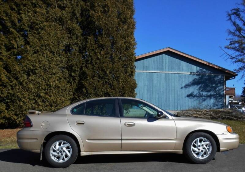 2004 Pontiac Grand Am for sale at CARS II in Brookfield OH