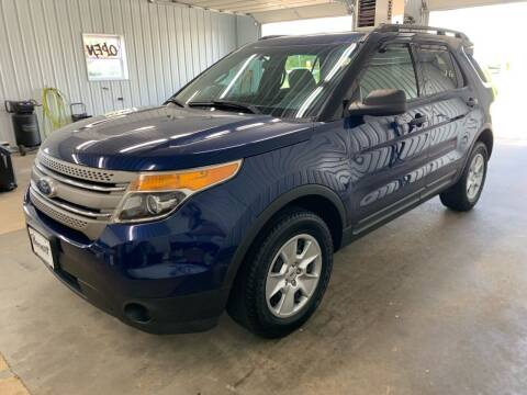 2012 Ford Explorer for sale at Bennett Motors, Inc. in Mayfield KY
