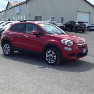 2016 FIAT 500X for sale at Garys Sales & SVC in Caribou ME