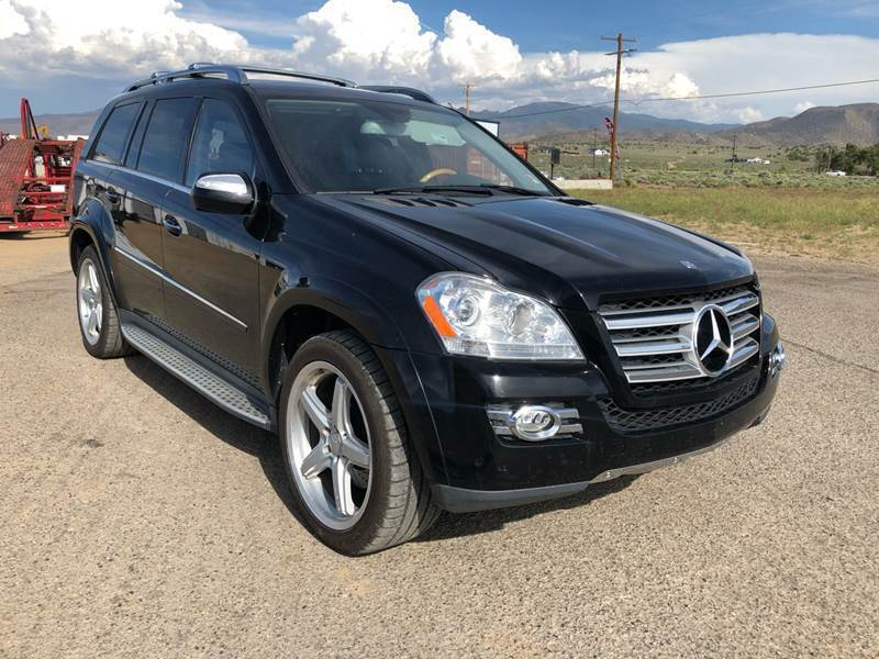 2009 Mercedes-Benz GL-Class for sale at Brand X Inc. in Mound House NV