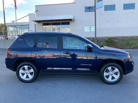 2016 Jeep Compass for sale at Bill Gatton Used Cars - BILL GATTON ACURA MAZDA in Johnson City TN