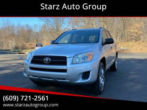 2009 Toyota RAV4 for sale at Starz Auto Group in Delran NJ