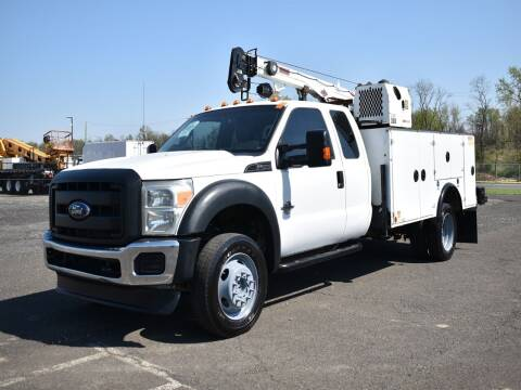 2013 Ford F-550 Super Duty for sale at Trucksmart Isuzu in Morrisville PA