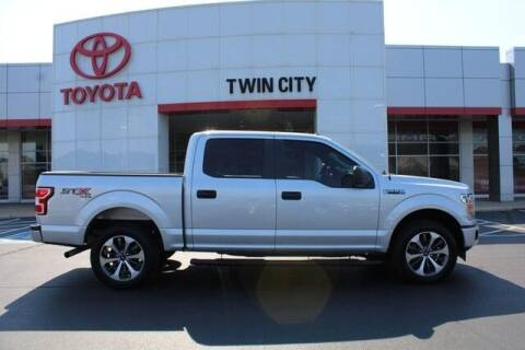 2019 Ford F-150 for sale at Twin City Toyota in Herculaneum MO