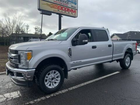 2017 Ford F-350 Super Duty for sale at South Commercial Auto Sales in Salem OR